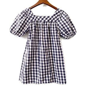 Mossimo Supply Co Casual Gingham Dress Size Small